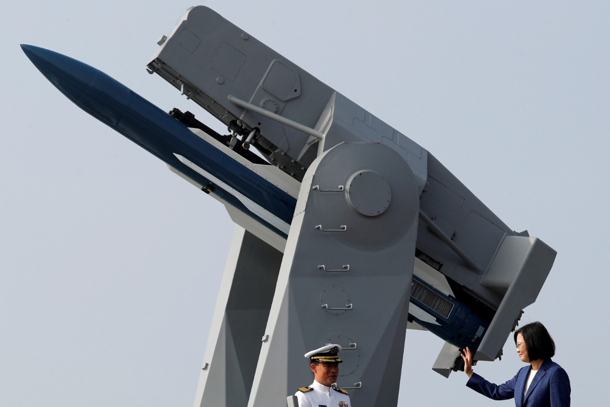 Is War Imminent in the Taiwan Strait?