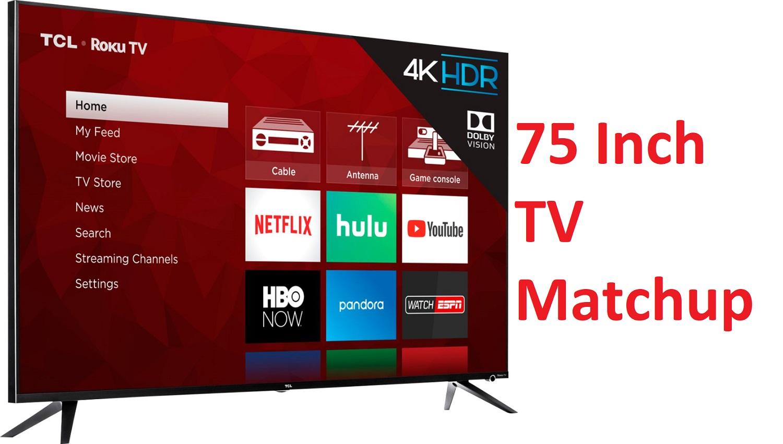 Image result for best 75-inch tv