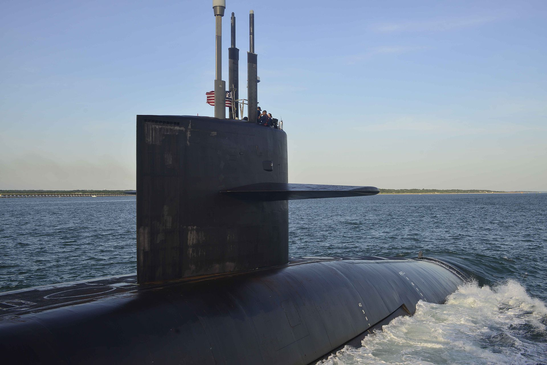 'Super-Fuzed' Warheads on U.S. Navy Subs Risk Sparking an Accidental