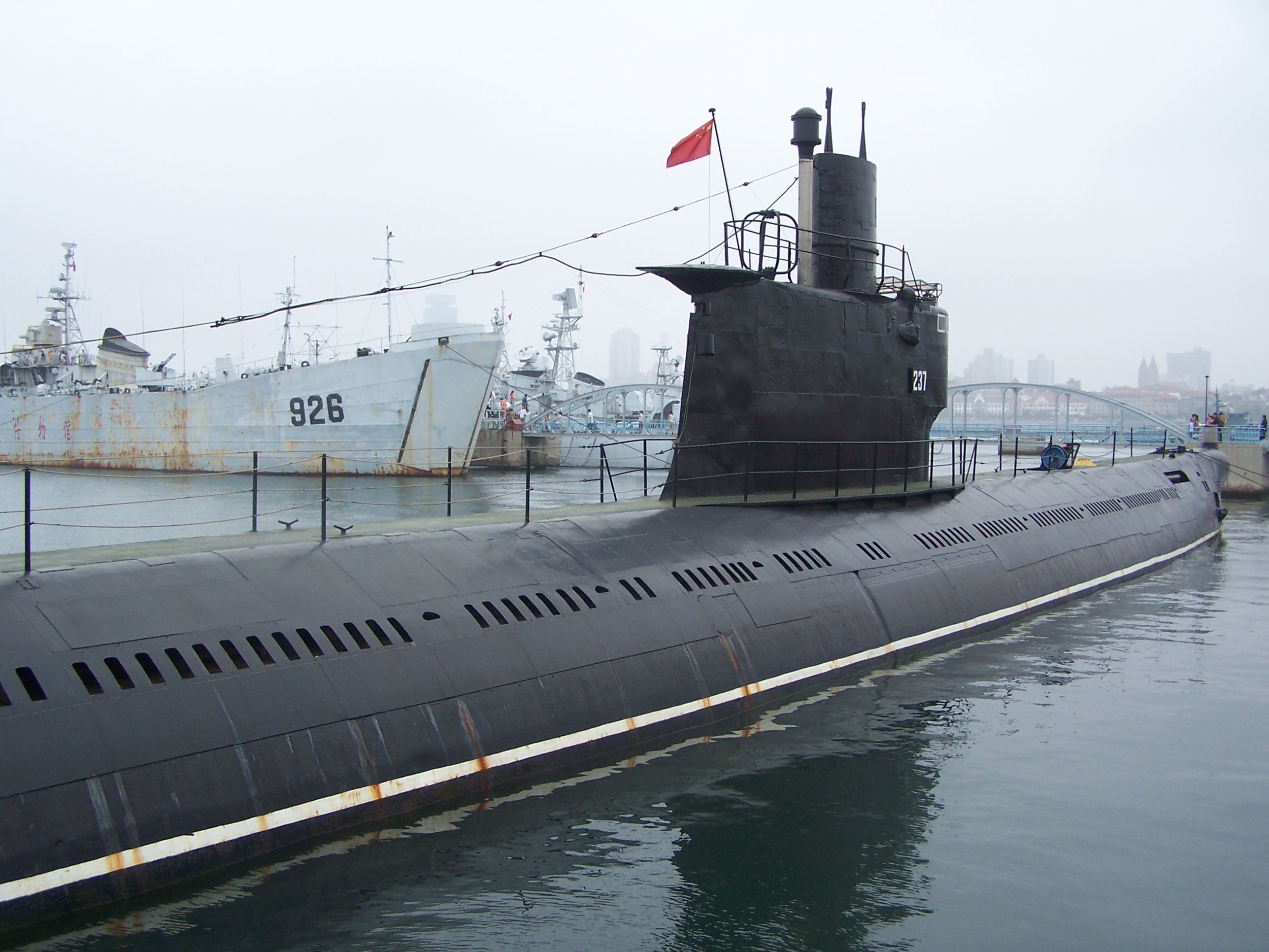 In 2003 A Chinese Submarine Was Lost At Sea How The Crew Died Is Terrifying The National Interest