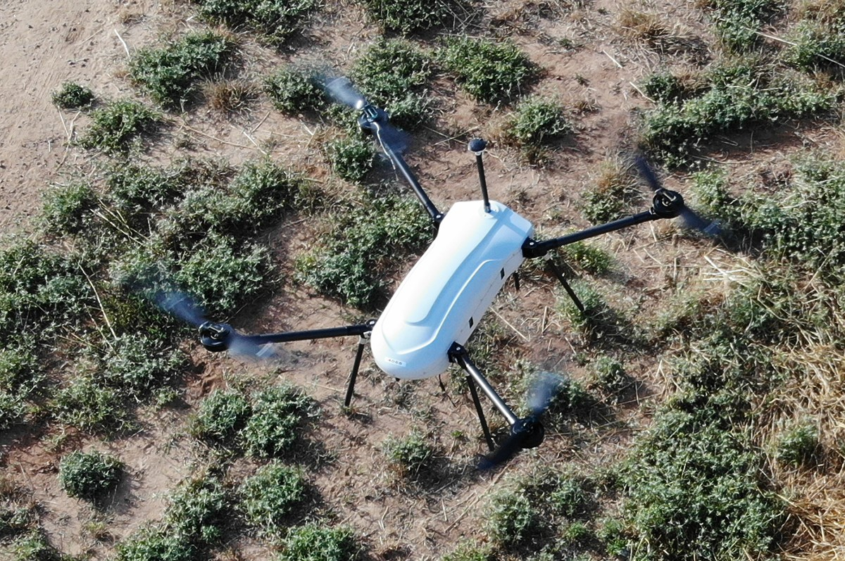 Israel's THOR Drone Is Ready for Just About Anything