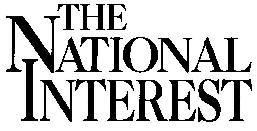 Image result for the national interest logo
