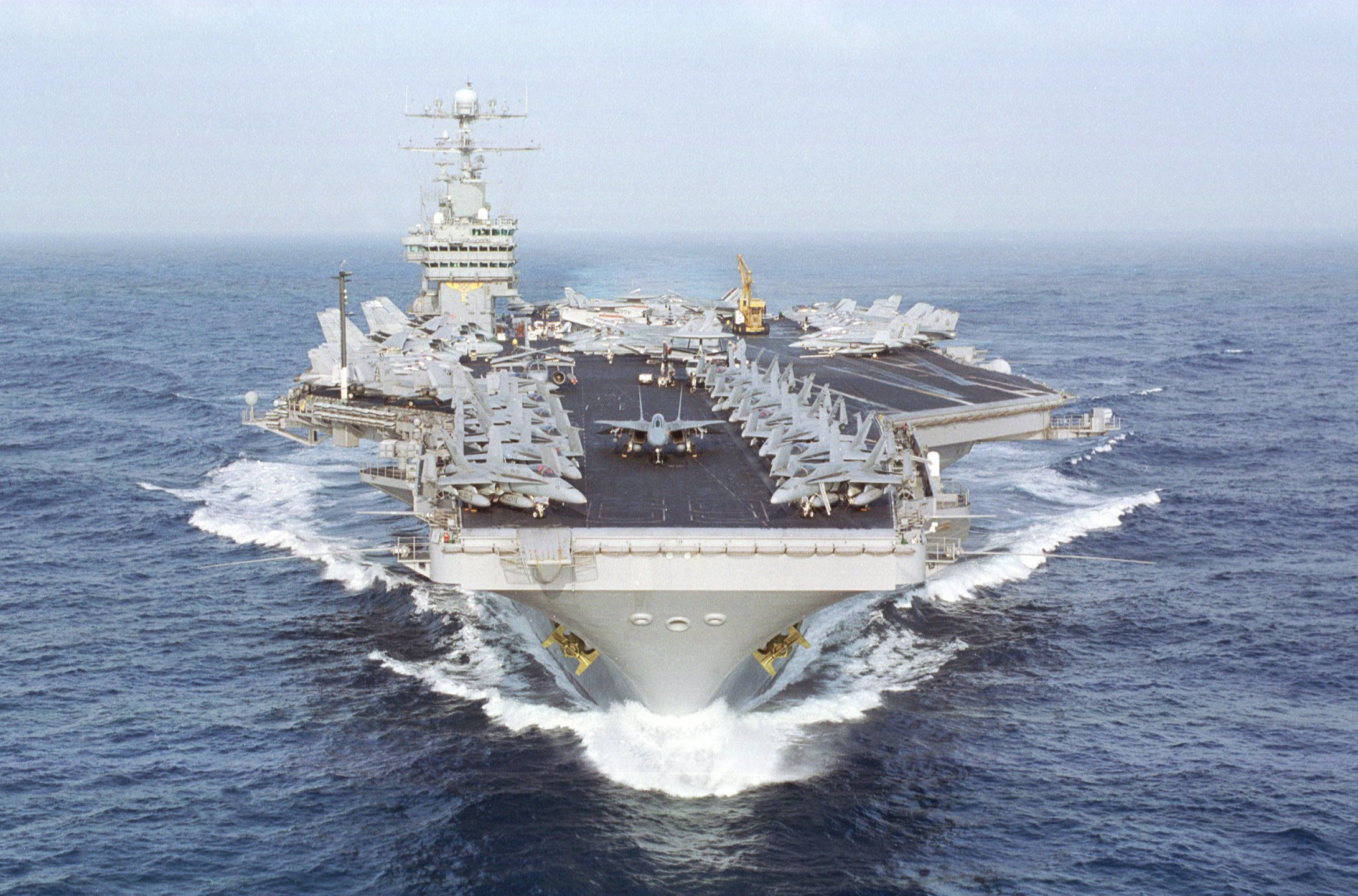 the u s navy may not be ready for future fights think russia and