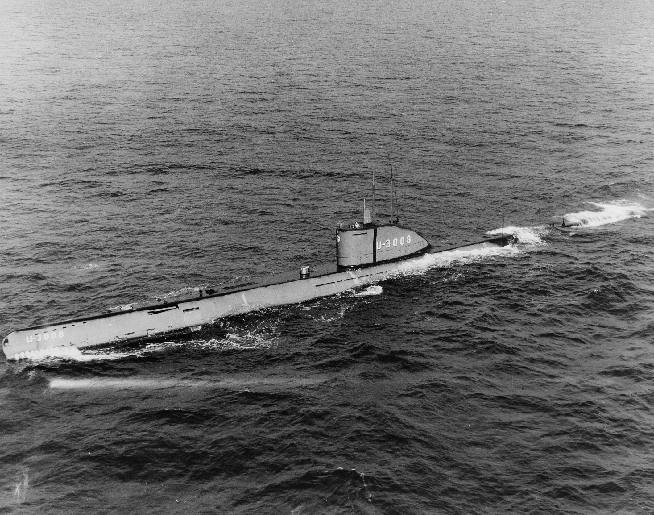 Hitler Built a World War II Submarine That Was Revolutionary. It Ended Up a Total Failure.