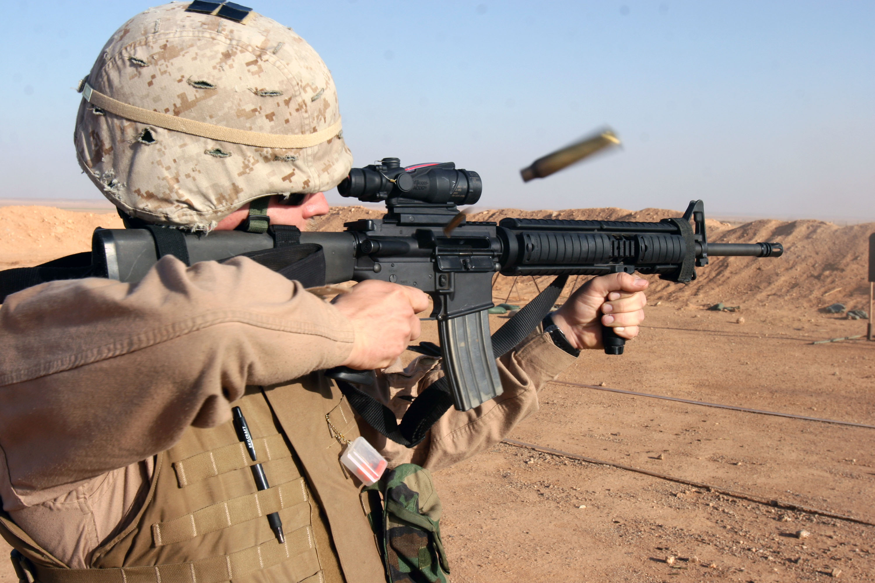 What are Some Ineffective Rifles Not Suitable for Combat