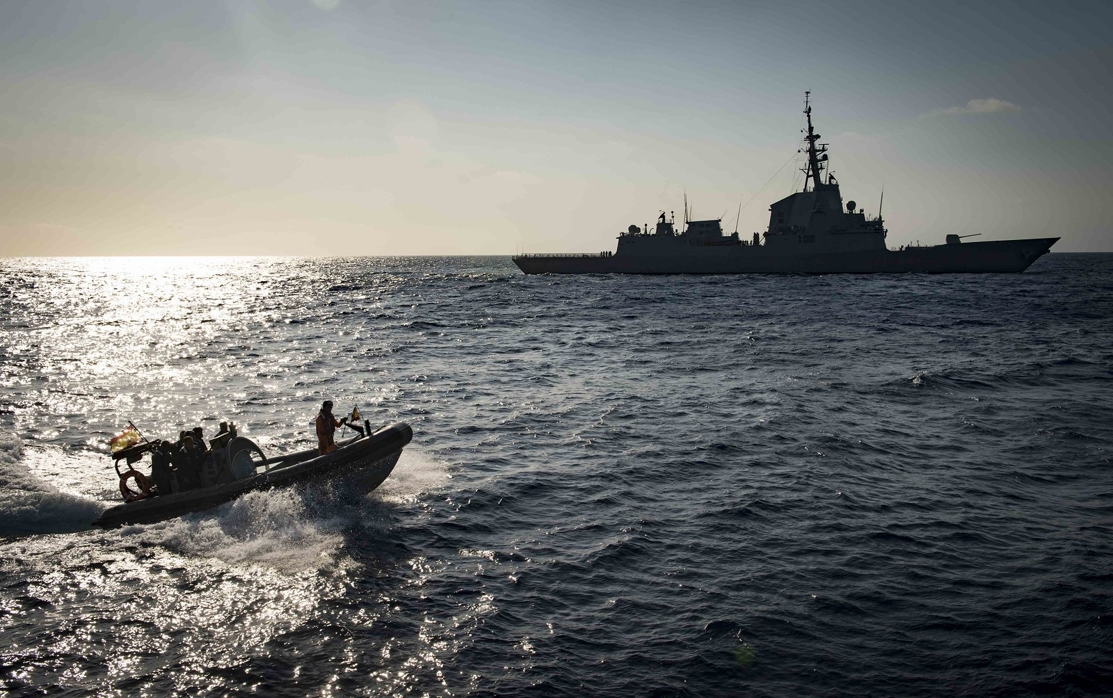 The Mediterranean Sea Is One Dangerous Place