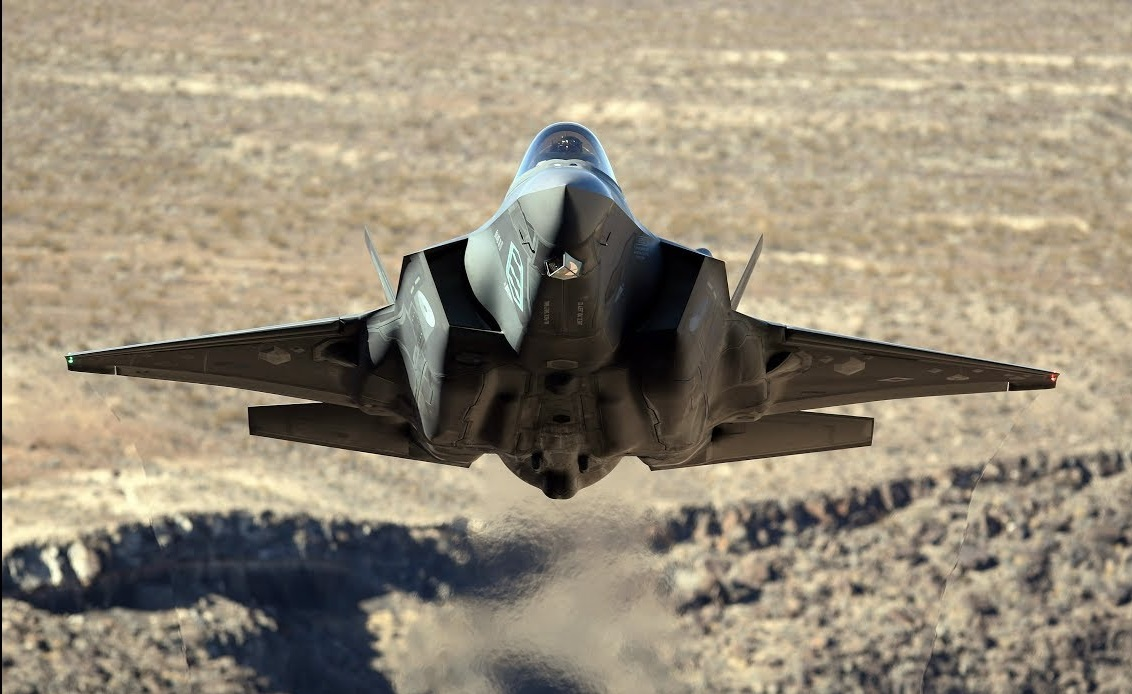 The F-35 Will Soon Fire Its Big 'Gun' and Drop New Laser Guided Bombs