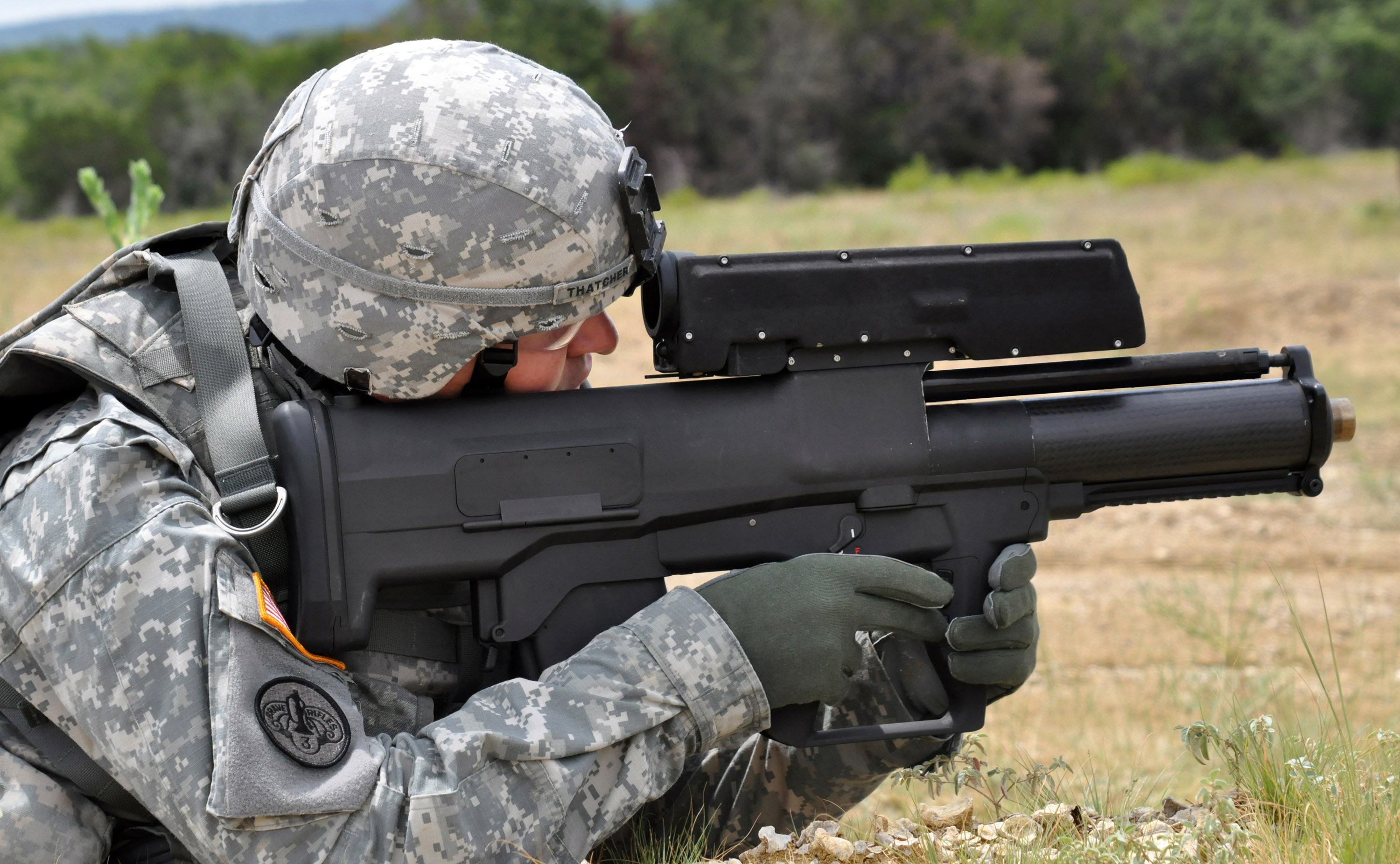 military ultimate weapons