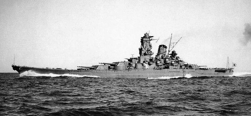 Japan's Monster World War II Battleships Were the Biggest Ever (And Near Impossible to Kill)