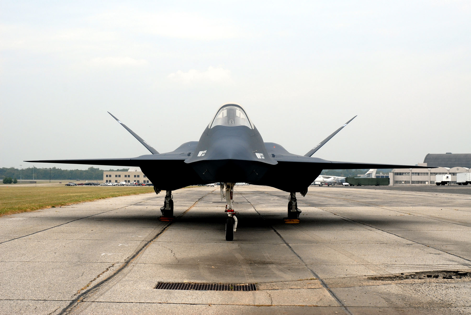 The F-23 Stealth Fighter: A Revolutionary Fighter Jet That Was Passed