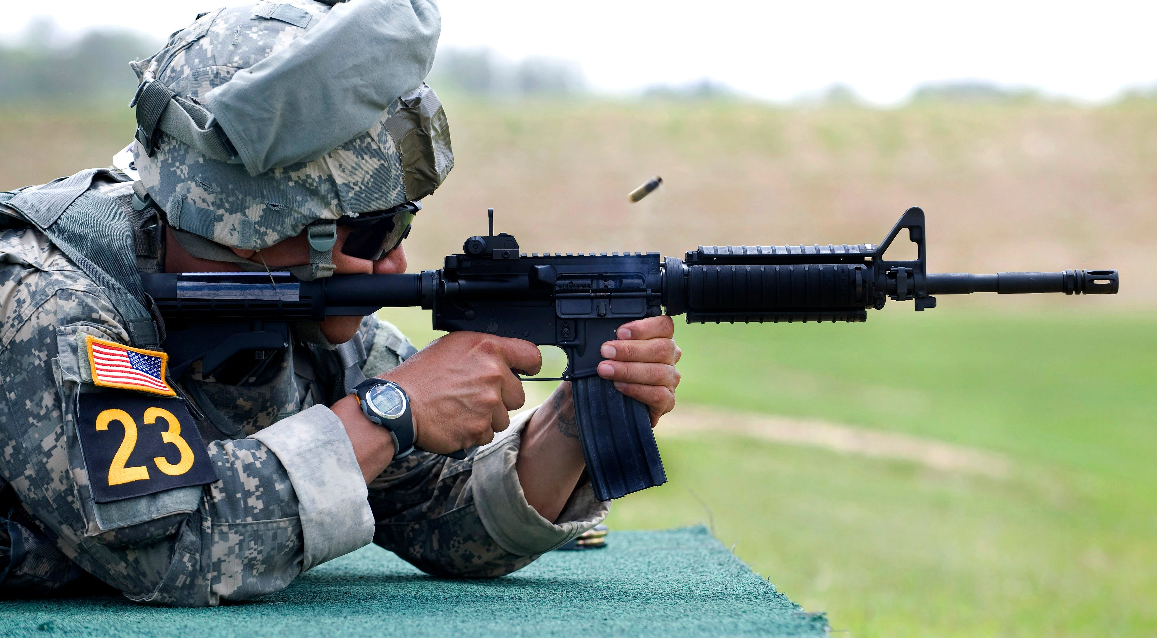 M4: The Gun the Army Loves to Go to War With
