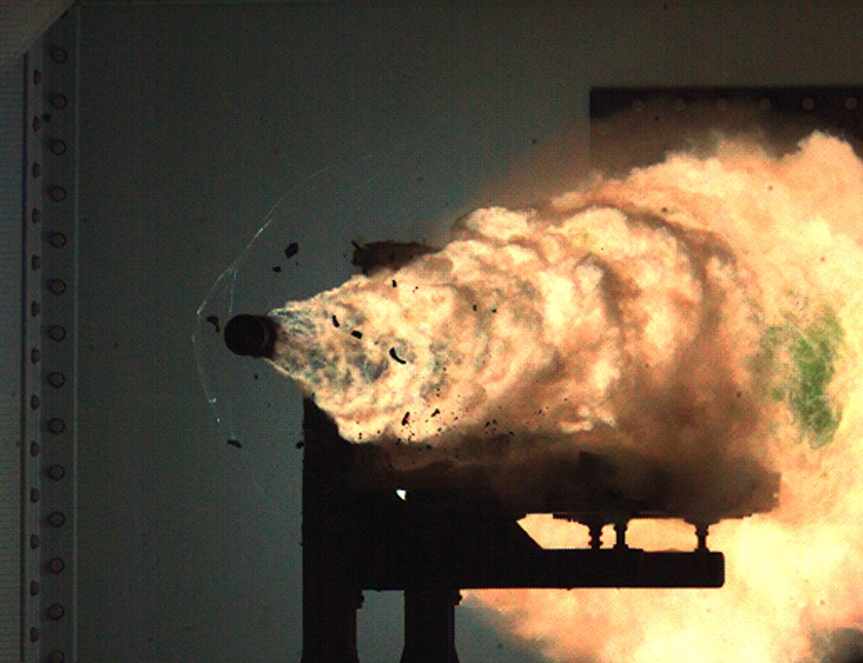 """Blow the Top Off a Mountain"": The Destructive Power of a U.S. Navy Railgun?"