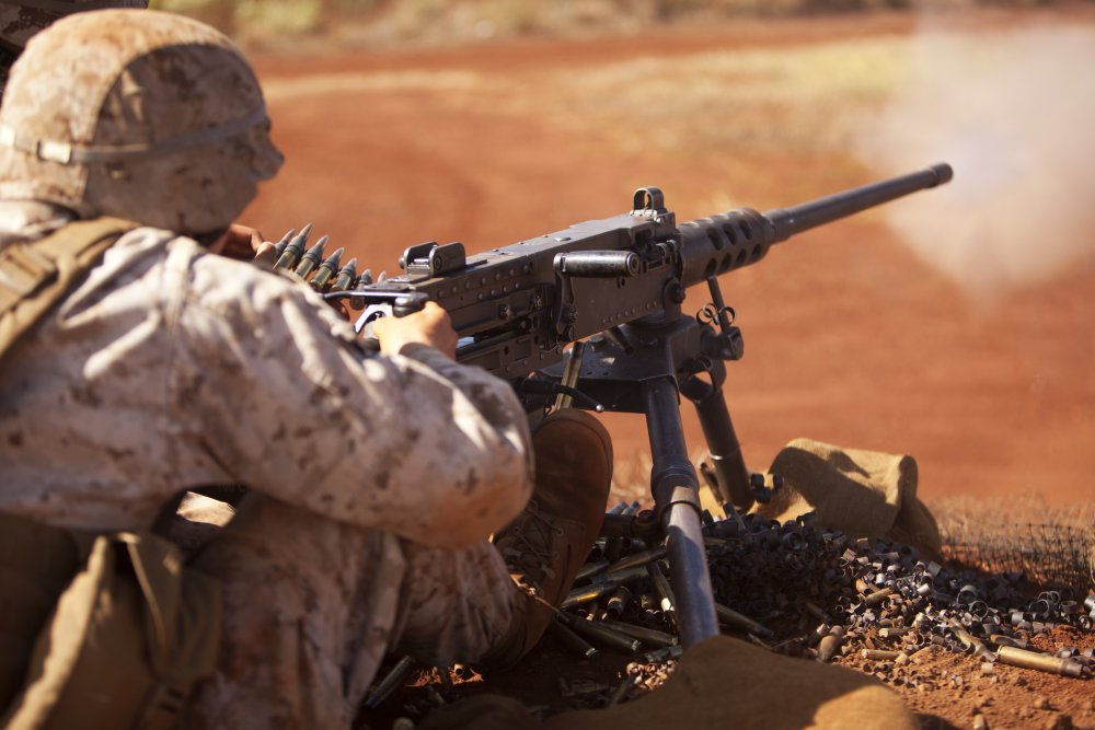 The Army's M2 Machine Gun Is Old (But Almost Irreplaceable) | The