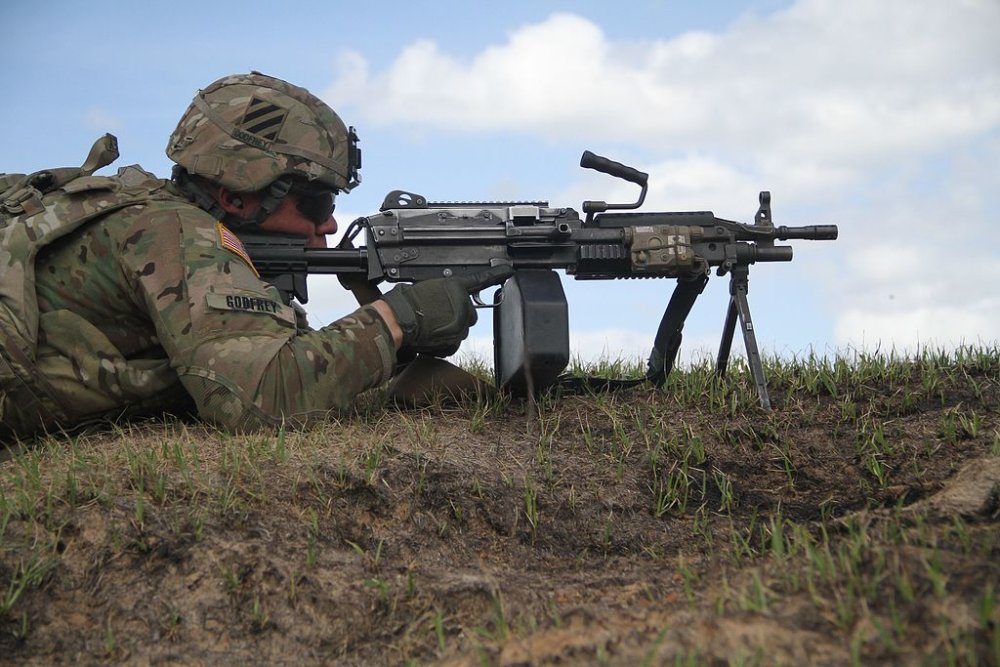 The M249 Machine Gun: The Army and Marines Ultimate Weapon