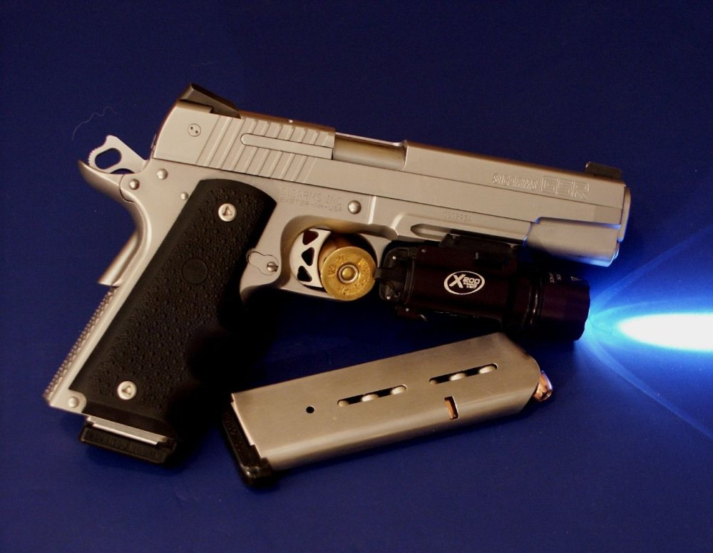 Who Makes the World's Best Guns? Glock? Sig Sauer? We Made 5