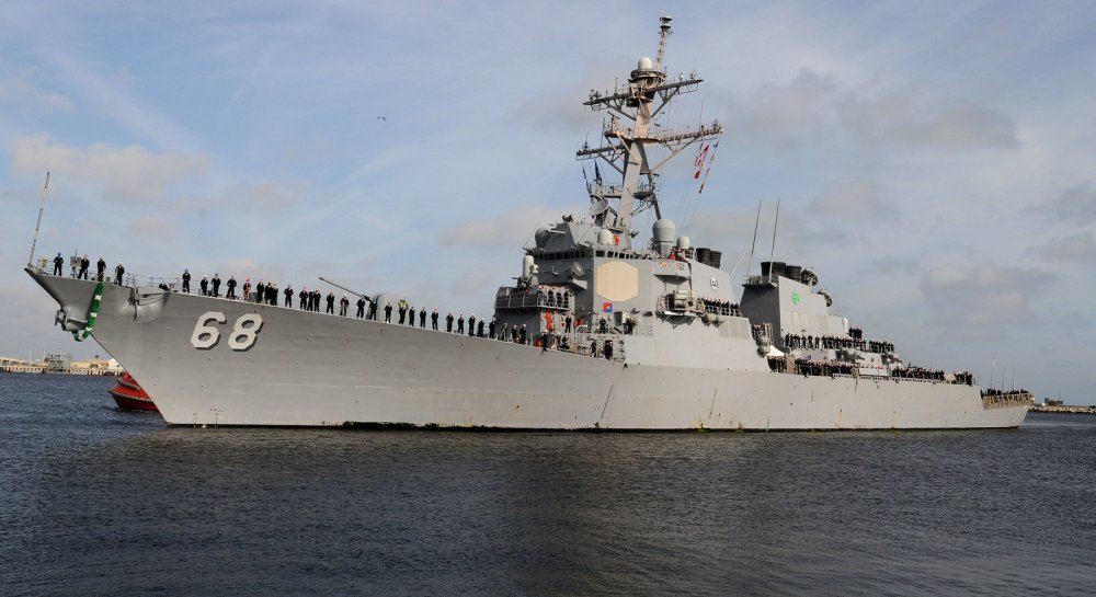 The U S  Navy Wants to Add the Ultimate Weapon: 'Laser Guns