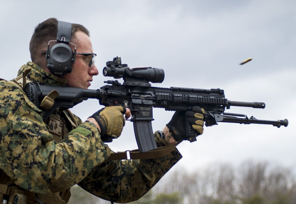 The Wish List: What the Army Demands Out Of Its Next Rifle | The