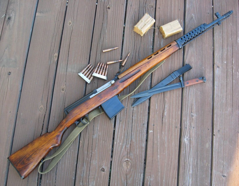 The Worst Russian Rifles to Ever Fire a Shot | The National