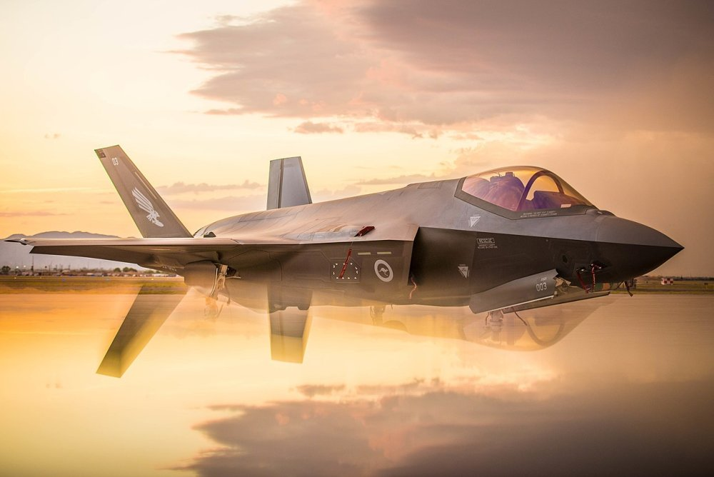 How the 'Block' 4 F-35 Stealth Fighter Could Become A Navy