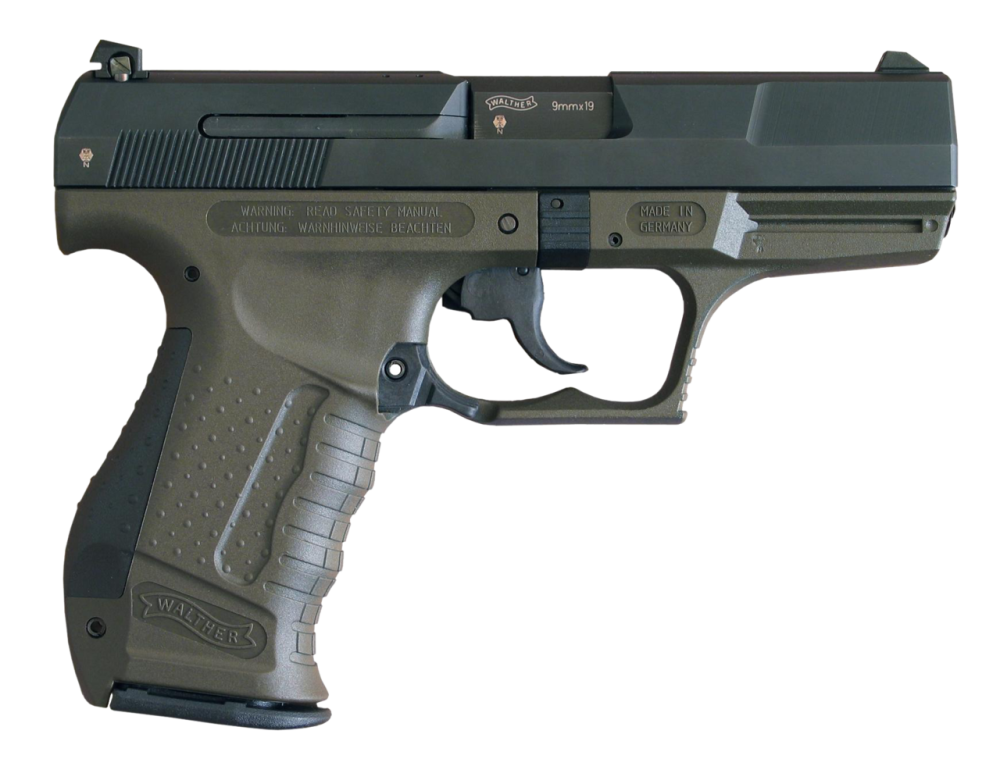Meet the Walther P99: One of t...