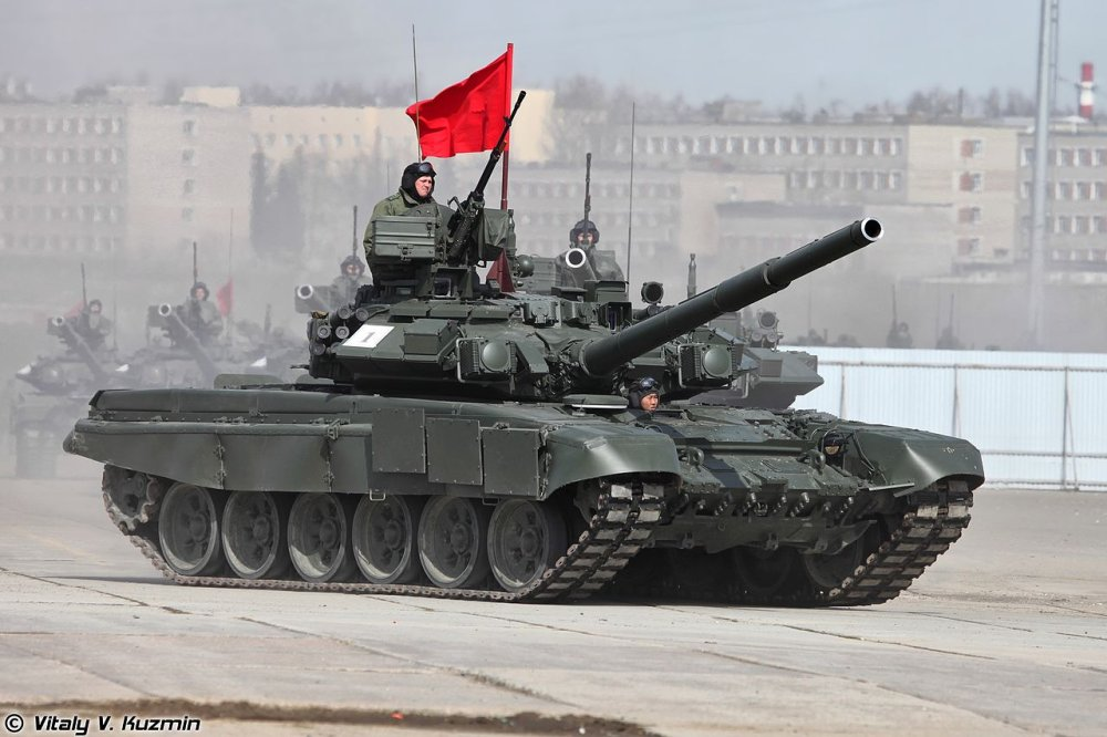 Russia's Deadly T-90A Tanks are Blowing Up (Like Everyone Else's) In