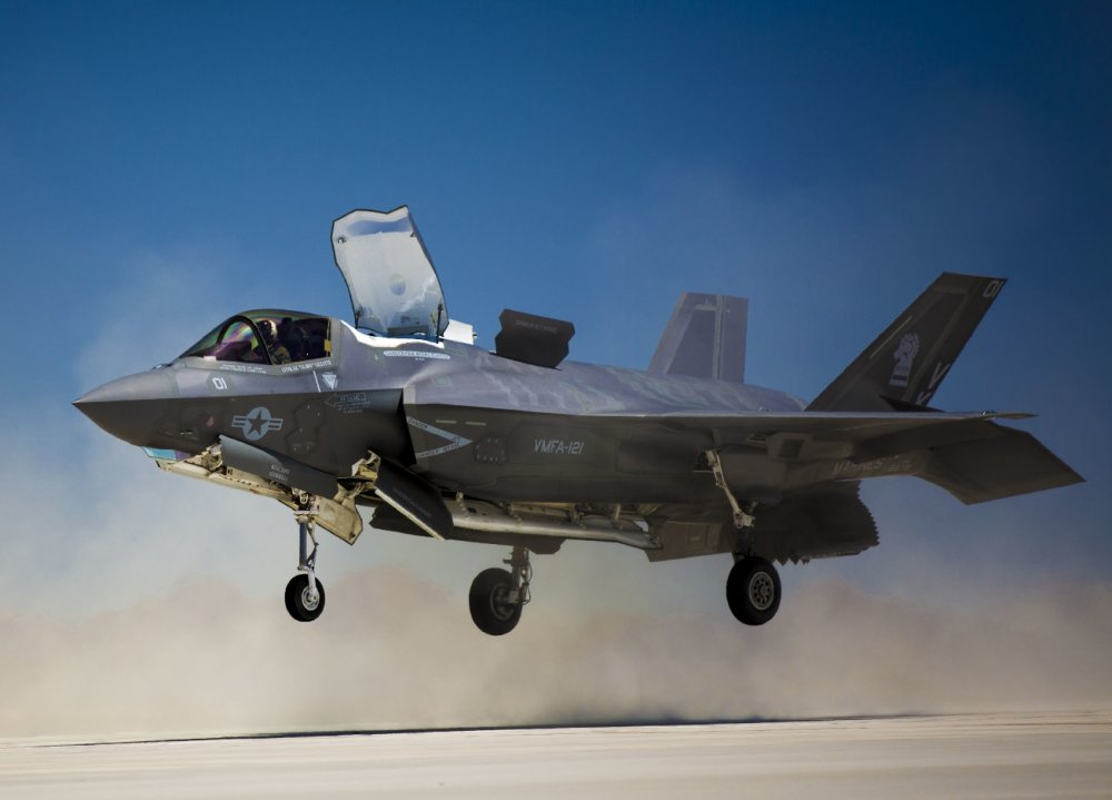 Explained: Why the F-35 Is Now the World's Most Dominant Stealth Fighter | The National Interest