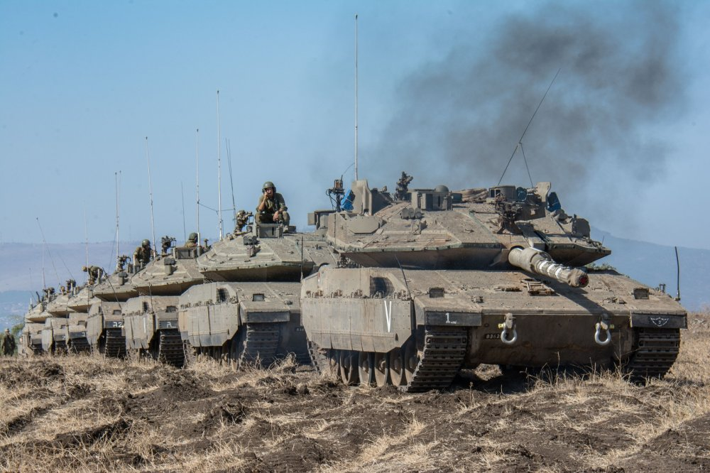 Israel's Army Is Small But Deadly: 5 Reasons It Can Take On