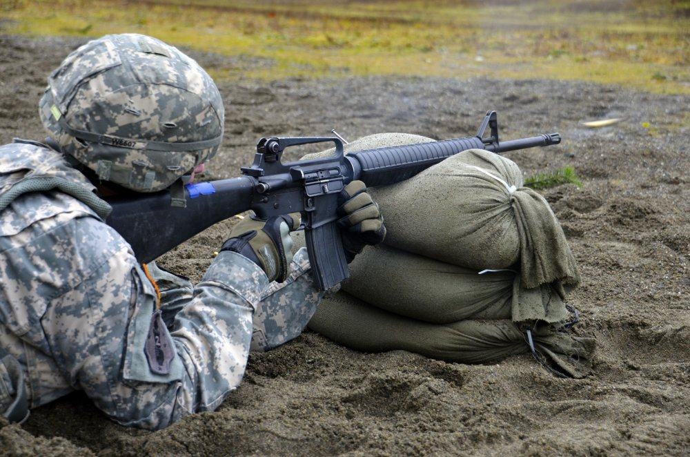 Gun Grief: Why the Army's M-4 Rifle Refused to Work in a