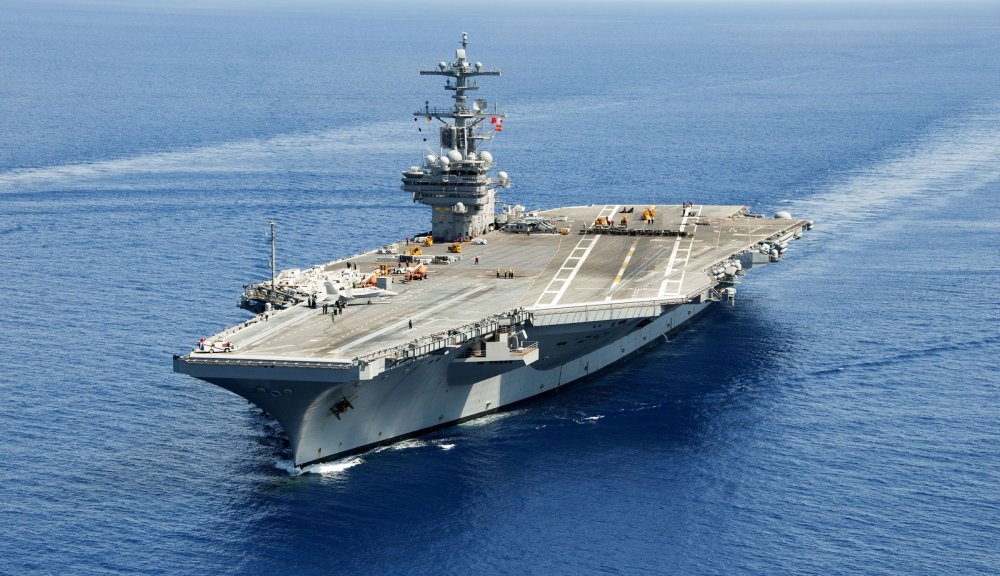 China S Navy Will Soon Have Aircraft Carriers Like America In At