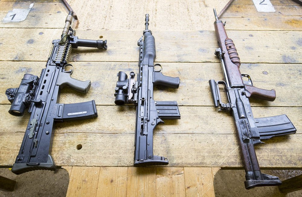 These Are the 5 Most Dangerous Rifles on the Planet Today
