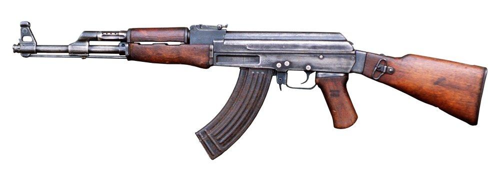 Meet the AK-47 Assault Rifle: The Deadliest Gun on the Planet? | The