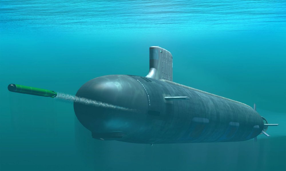 Is It Time for Australia to Buy U.S. Nuclear Powered Attack Submarines? |  The National Interest