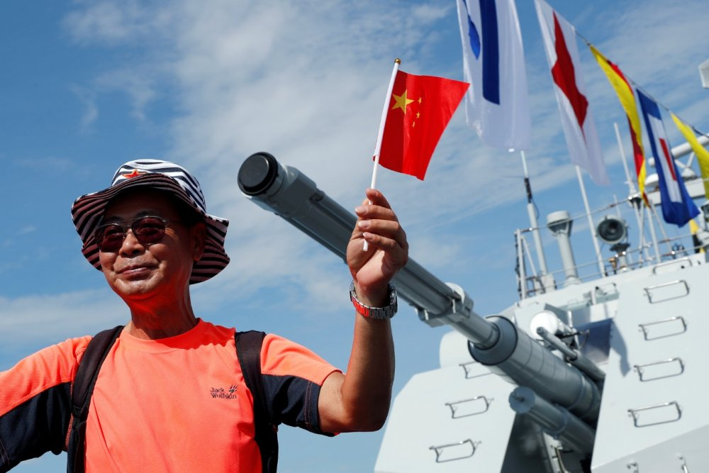 The United States Must Not Repeat Its Cold War Mistakes Against China's Navy