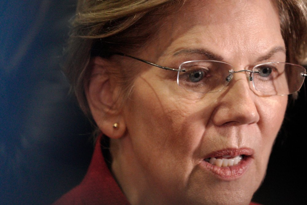 Elizabeth Warren proposes criminal penalties for spreading 'disinformation' to voters online