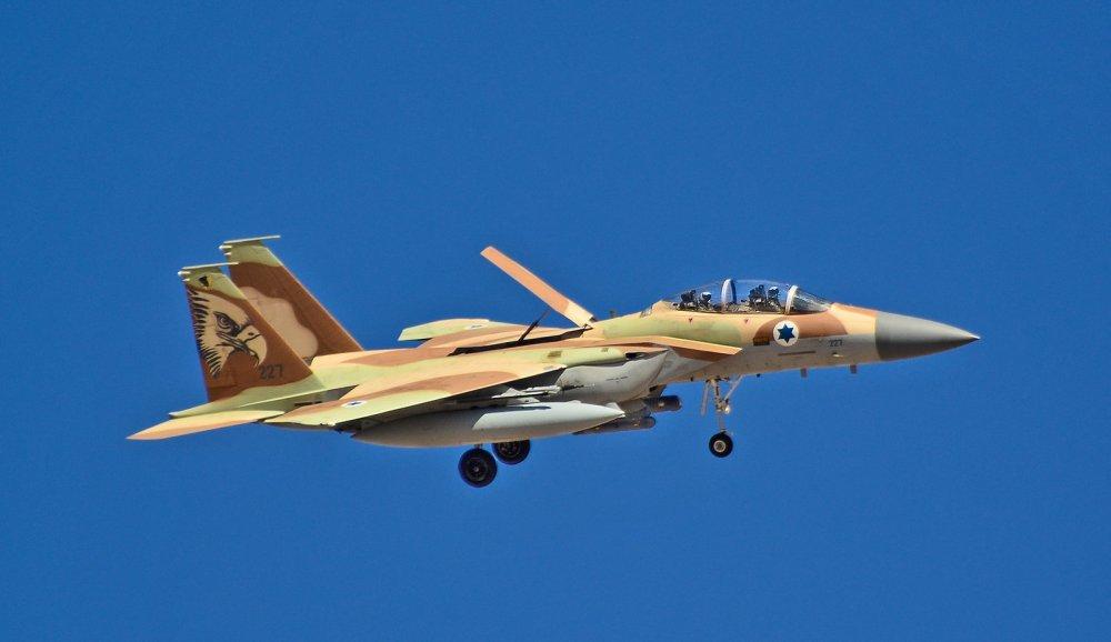 Resultado de imagen para f 15 strike eagle + israel