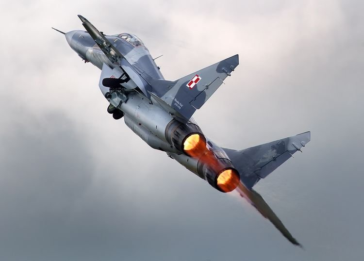Russia's Mig-29 Fighter: Moscow's Worst Combat Jet of All