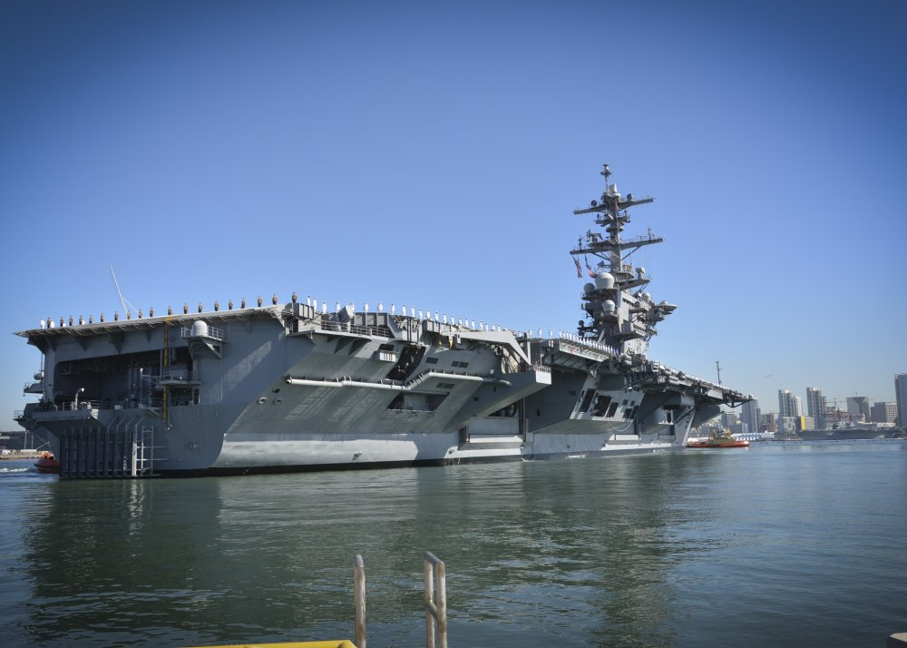 5 Reasons No Nation Wants to Go to Fight with the U.S. Navy