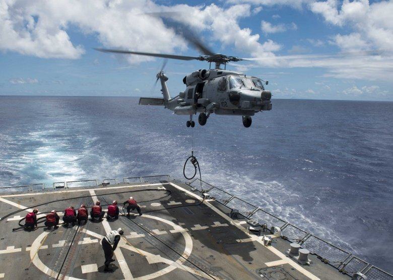 Is the U S  Navy Right to Outsource Naval Aviator Training? | The