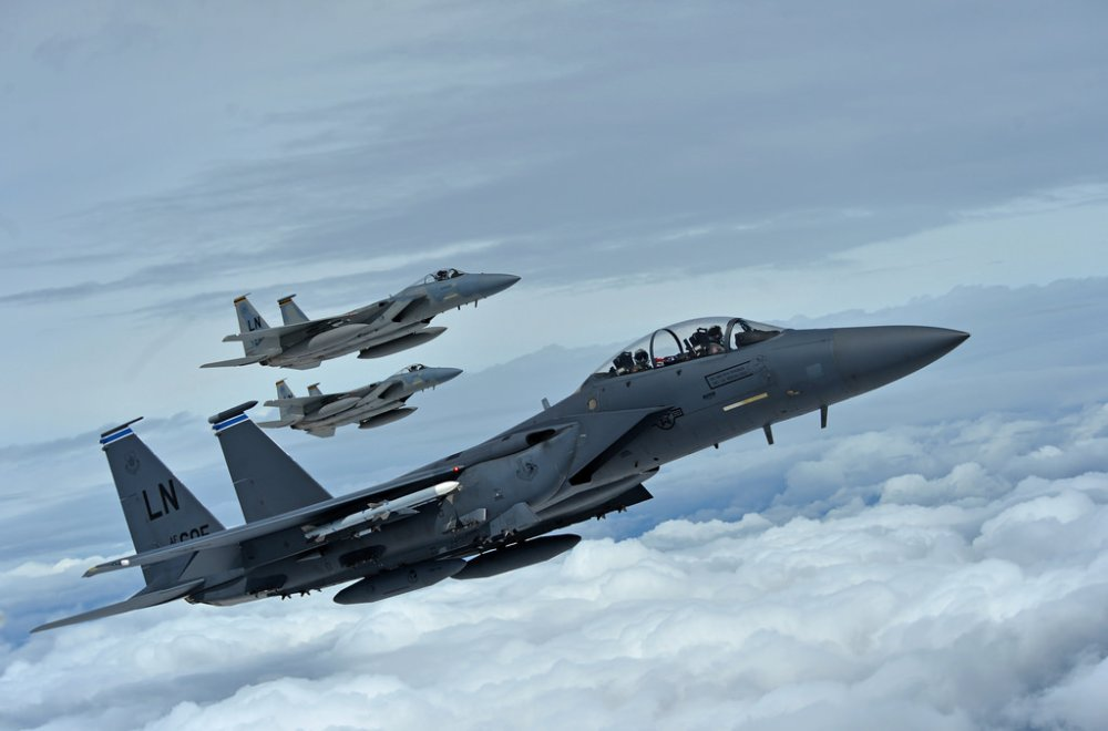 Boeing's New F-15X: A Strike Eagle on Steroids? Here Is What We Know