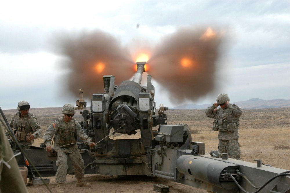 Big Guns The Army Is Developing A Cannon To Kill Targets