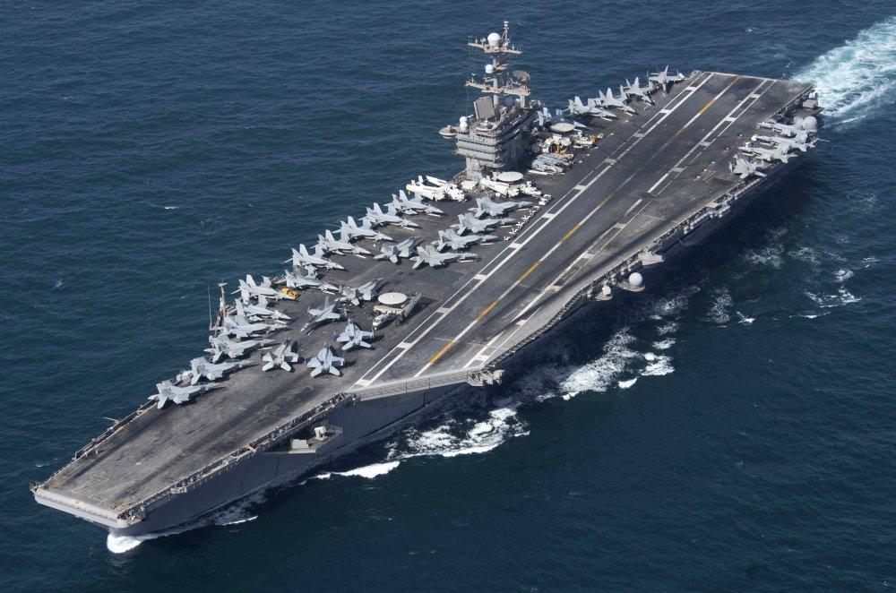 أيهما أقوي Gerald R Ford class الأمريكية ام Type 001A class الصينية ؟ 31878640877_ea6bfced8c_o