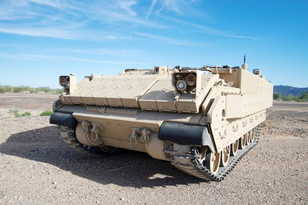 Coming Soon: The U S  Army's New Armored Weapon (Designed to Take on