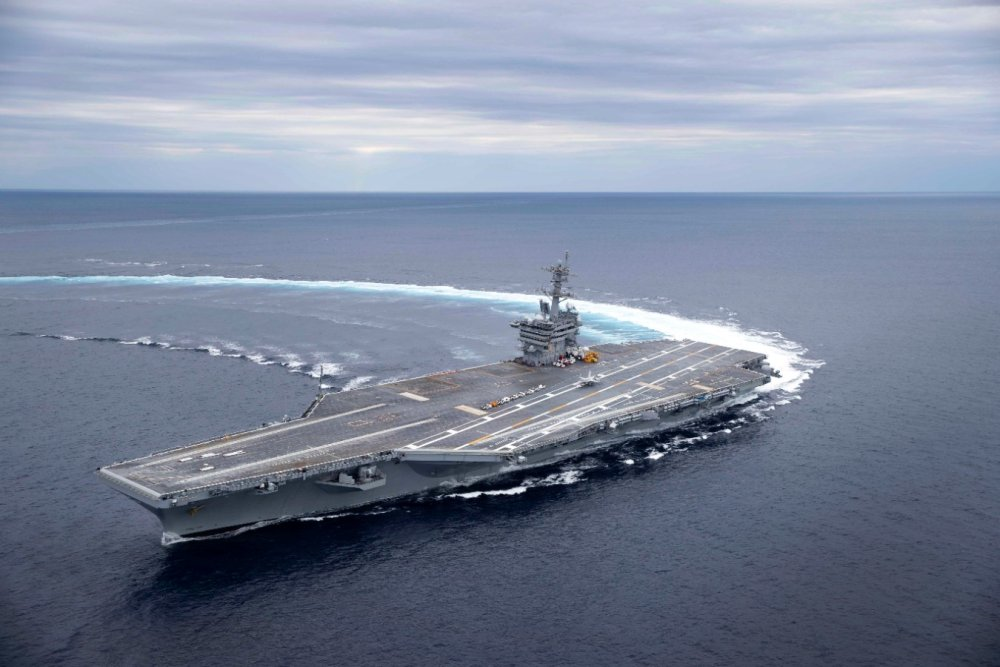 Why America's Nimitz-Class Aircraft Carriers Have No Equal