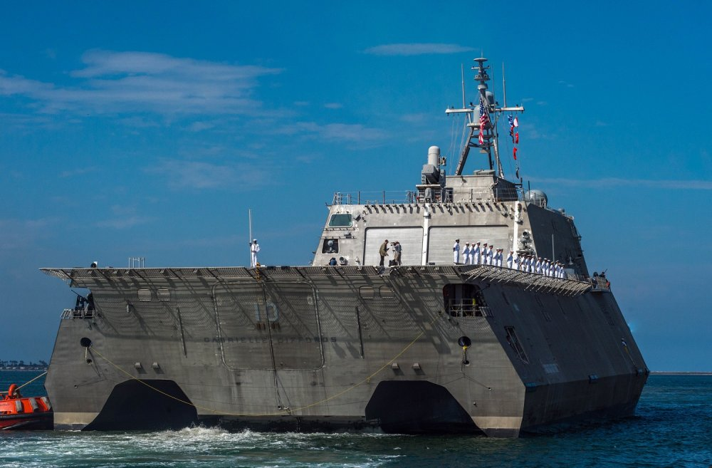 It's Official: The U S  Navy's Littoral Combat Ship Is a
