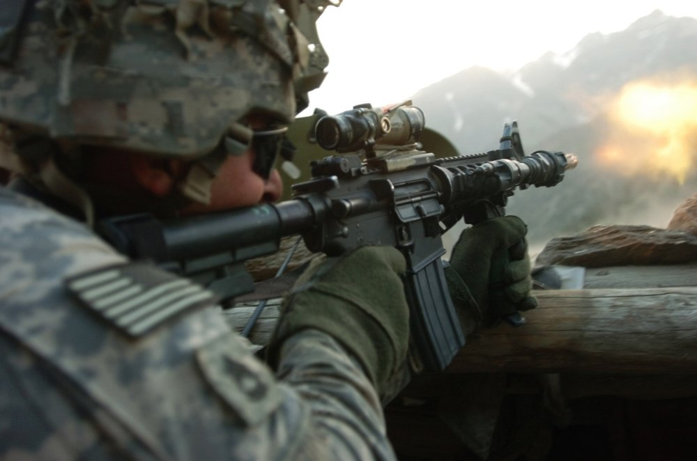 Introducing the 5 Guns No Army Wants to Face in a War | The