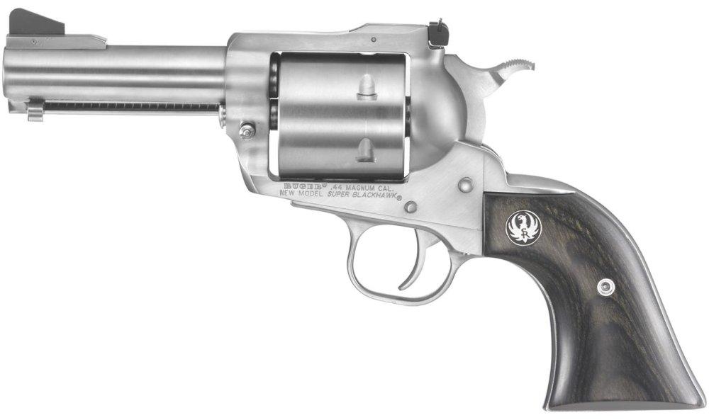 Ruger's New Super Blackhawk  44 Magnum Is Simply Fierce