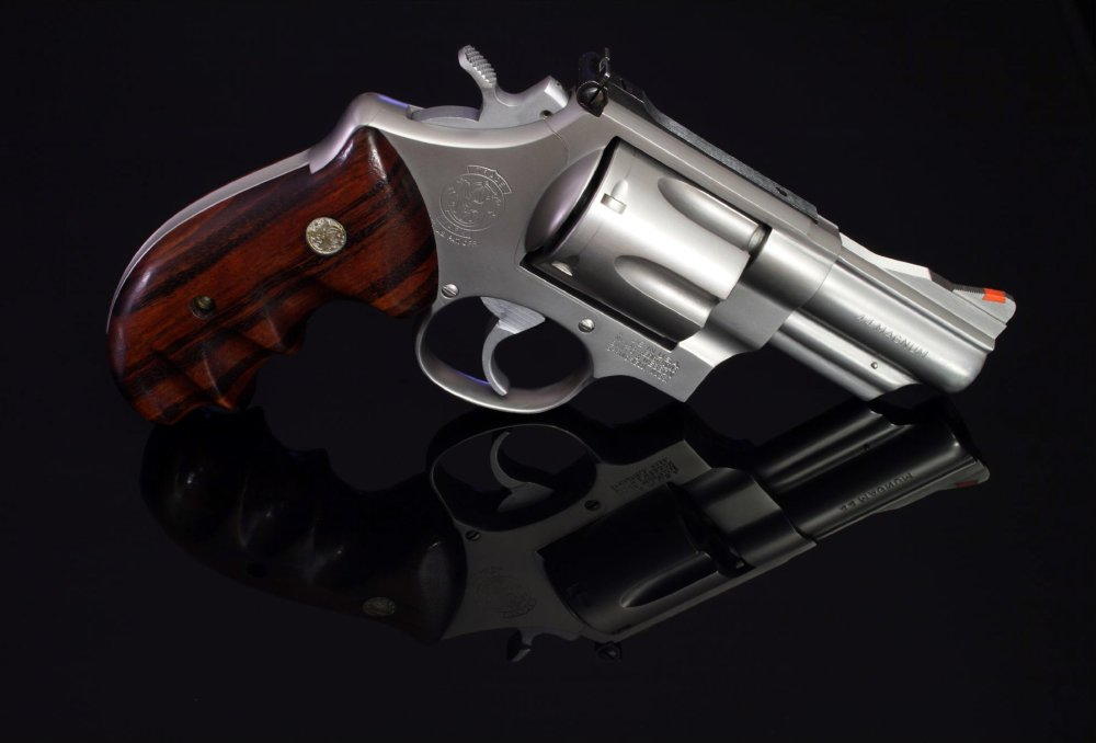 Smith & Wesson's  44 Magnum Revolver: Why You Should Fear