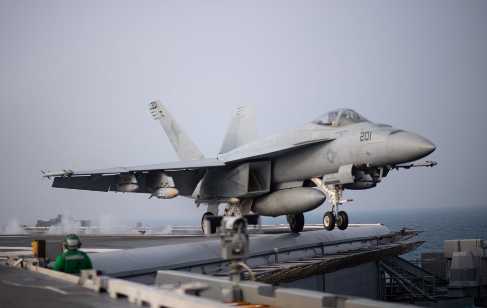 Is the Age of the Aircraft Carrier Really Over? | The National Interest
