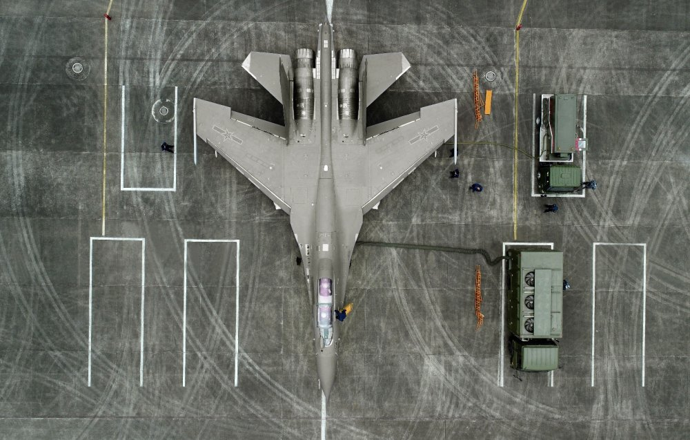 China's New Stealth Fighter?: Is the J-16 Getting Stealthy or Not? | The National Interest