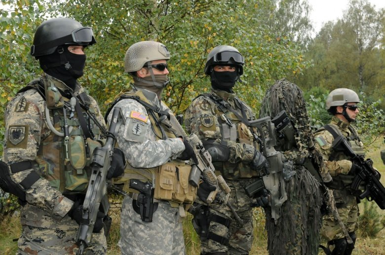 "U S  Experience In Iraq Can Teach NATO How To Hunt Russia's ""Little"